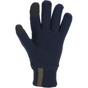 Sealskinz Windproof All Weather Gants en maille tricotée, dark navy